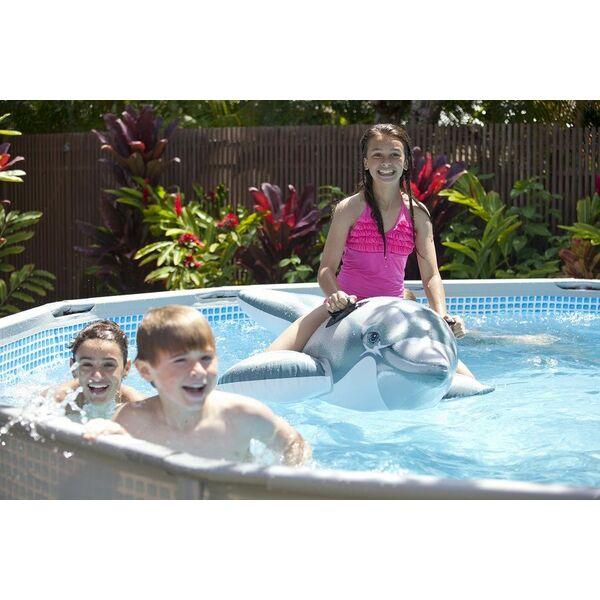 Krystal clear par intex l lectrolyseur pour piscines - Traitement eau piscine intex ...