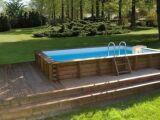 Les piscines hors-sol : les différents types