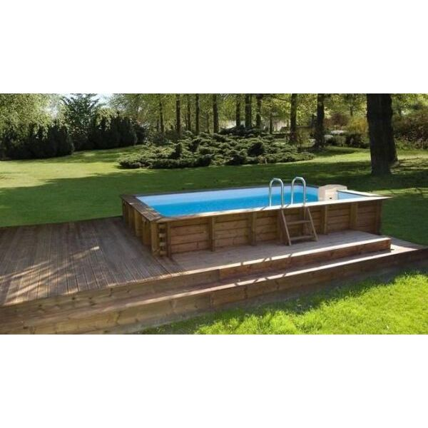 Piscines hors sol les diff rents types for Piscine hors sol tarif