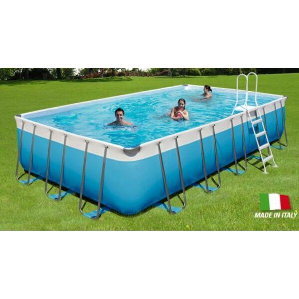 Piscine hors sol tropic de poolmaster for Piscine hors sol haut de gamme