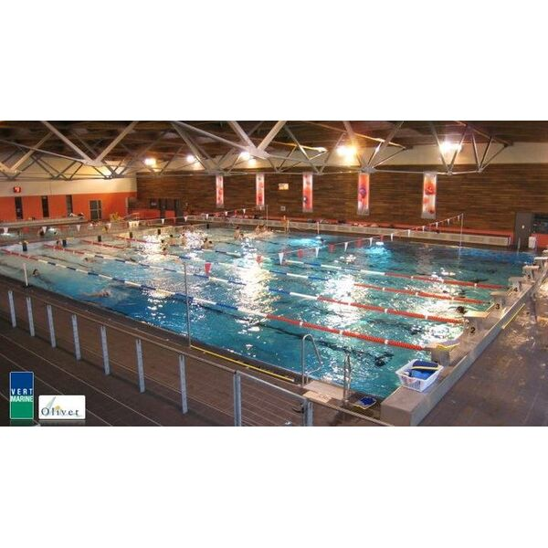 Piscine l 39 inox olivet horaires tarifs et photos for Piscine 25m