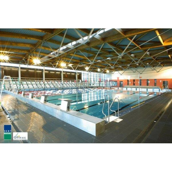 Piscine l 39 inox olivet horaires tarifs et photos for Piscine inox