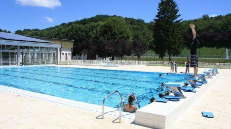 "Le grand bassin à Mauleon Soule<span class=""normal italic petit"">DR</span>"
