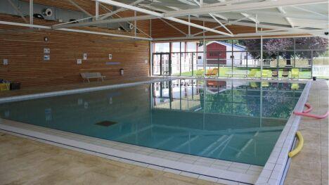 """Piscine intercommunale à Mauleon Soule : le petit bassin couvert<span class=""""normal italic"""">DR</span>"""
