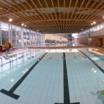 Piscine intercommunale à Tagolsheim