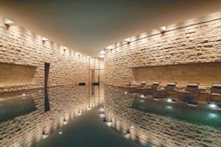 Doler Grand Hotel : un magnifique spa près de Zurich