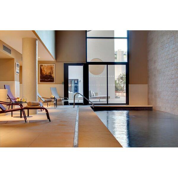 Spa de l 39 h tel renaissance aix en provence for Renaissance piscine