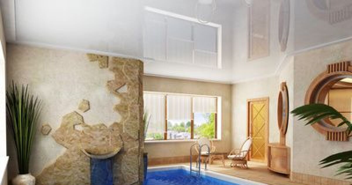 piscine int rieure et probl me d 39 humidit. Black Bedroom Furniture Sets. Home Design Ideas