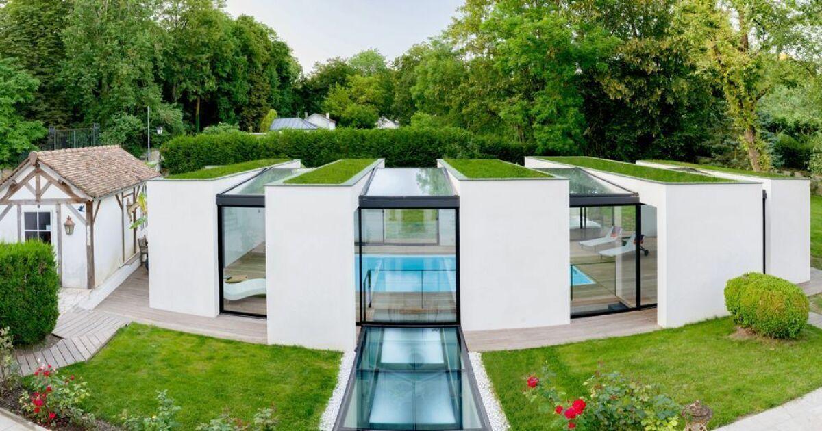 piscine int rieure l 39 esprit piscine piscine enterr e l 39 esprit piscine. Black Bedroom Furniture Sets. Home Design Ideas