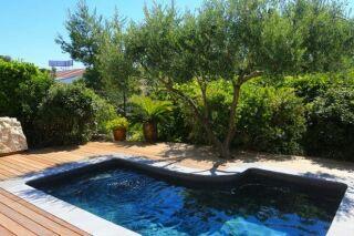 Zoom sur la piscine Ixess, par Diffazur