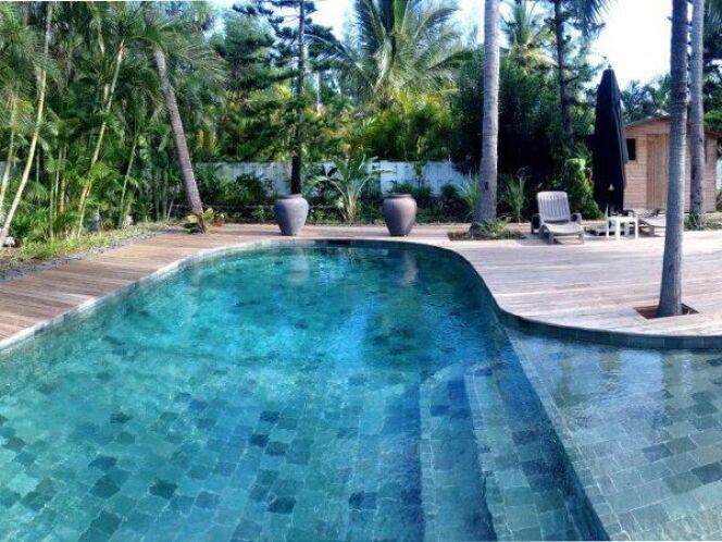 piscines marinal leurs plus belles r alisations piscine forme libre photo 18. Black Bedroom Furniture Sets. Home Design Ideas