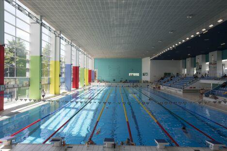Piscine Le Coliseum à Amiens