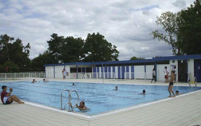 Piscine Le Lac de Loire à Vineuil