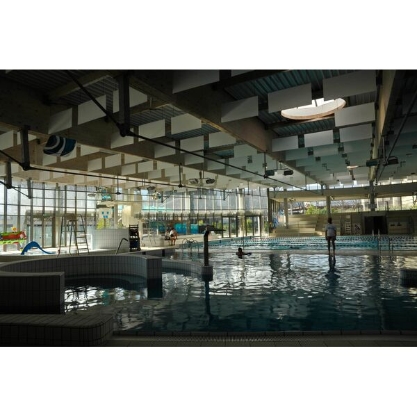 piscine les dauphins grenoble horaires tarifs et t l phone. Black Bedroom Furniture Sets. Home Design Ideas