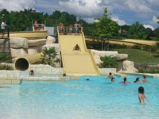 Parc aquatique à Nerac