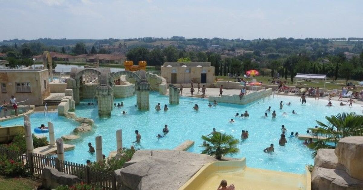 Piscine lud 39 o parc nerac horaires tarifs et t l phone for France piscine