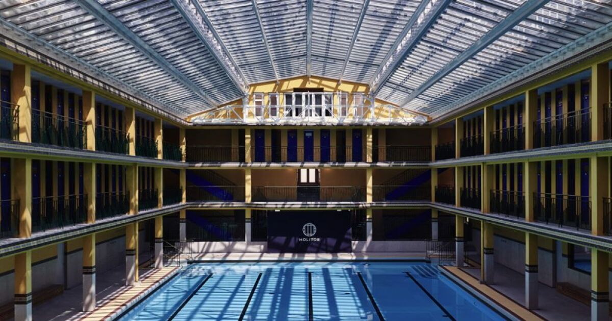 Piscine molitor paris 16e horaires tarifs et t l phone for Aquagym piscine paris
