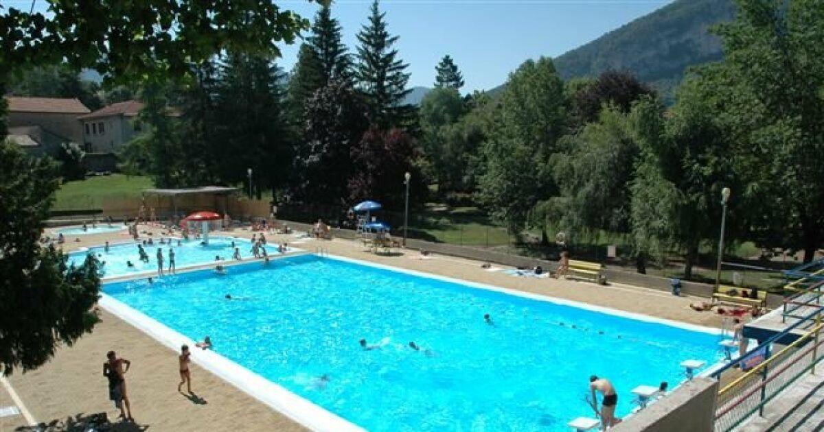 Piscine la chapelle en vercors horaires tarifs et - Horaire de la piscine de falaise ...