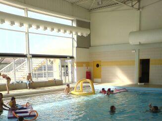 Piscine municipale à Portet sur Garonne : le bassin de natation