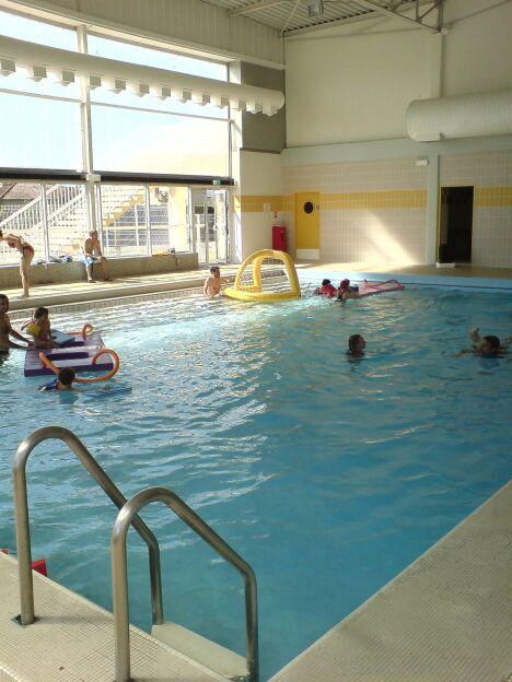"""Piscine municipale à Portet sur Garonne : le bassin de natation<span class=""""normal italic petit"""">DR</span>"""