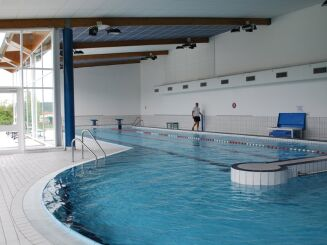 L'espace ludique de la piscine à Vireux -Wallerand