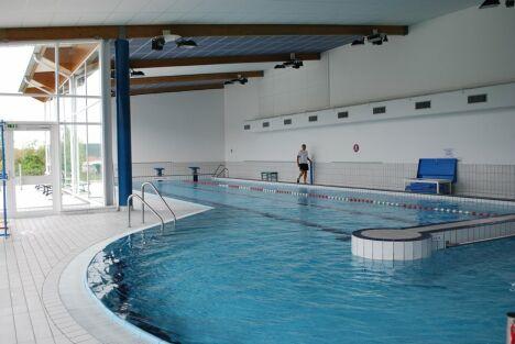 """L'espace ludique de la piscine à Vireux -Wallerand<span class=""""normal italic petit"""">DR</span>"""