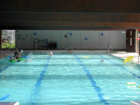 "Le grand bassin de la piscine de Rohrbach les Bitches<span class=""normal italic petit"">DR</span>"
