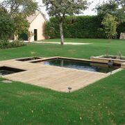 Le fonctionnement d'une piscine biologique, naturelle ou écologique