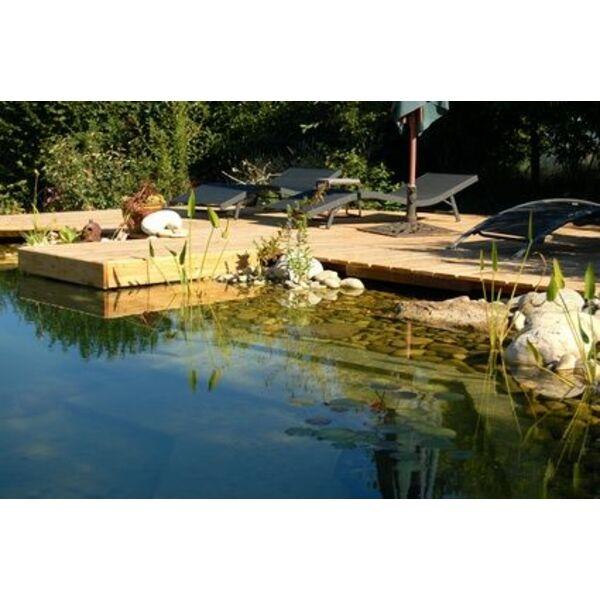 piscine naturelle en kit un choix cologique et conomique. Black Bedroom Furniture Sets. Home Design Ideas