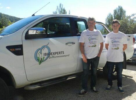 "Ibioexperts Environnement à Gémenos<span class=""normal italic petit"">© Ibioexperts Environnement</span>"