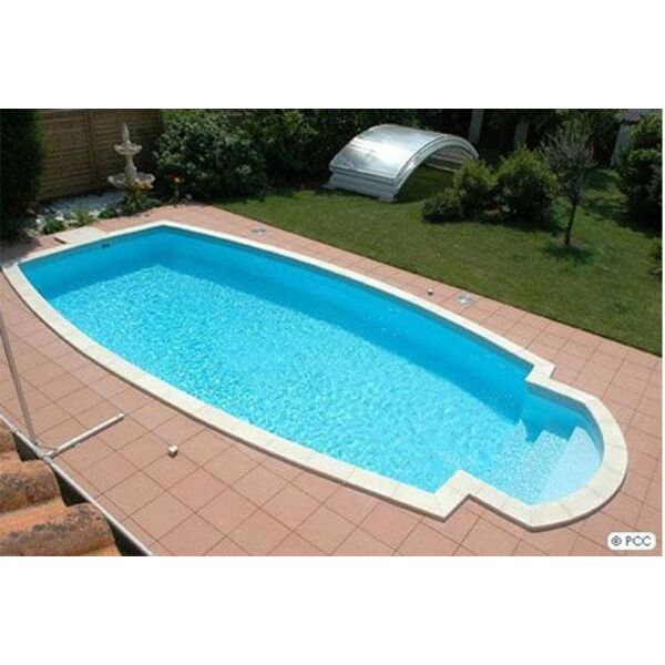 Piscine Enterr E Ol Ane Gamme Privil Ge Caron