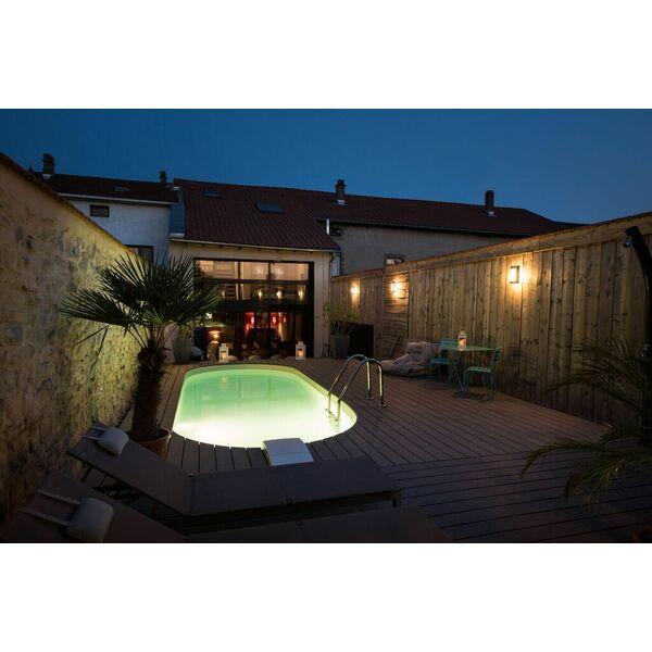 Waterair : des petites piscines qui ont tout des grandes - Guide-Piscine.fr
