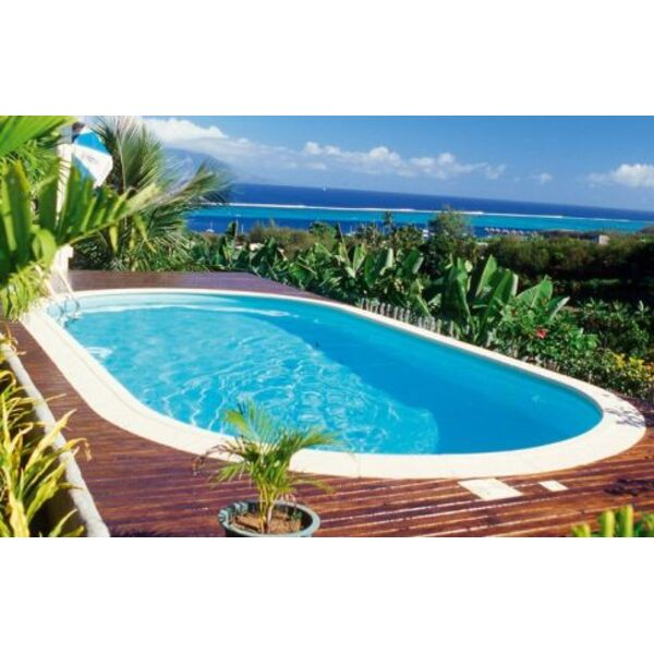 Piscine olivia waterair for Waterair piscine