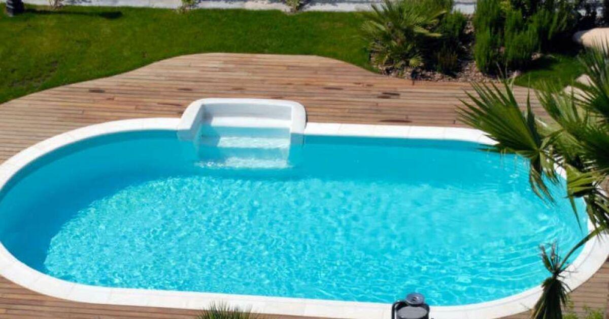 reportage photos piscines ovale diaporama piscine olivia waterair photo 6. Black Bedroom Furniture Sets. Home Design Ideas