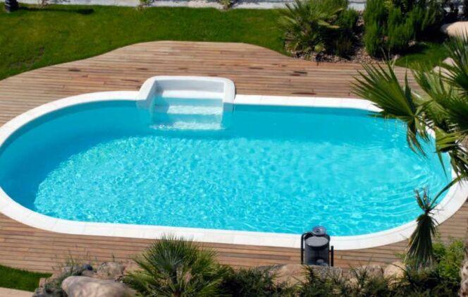 Reportage photos piscines ovale diaporama piscine for Piscine waterair