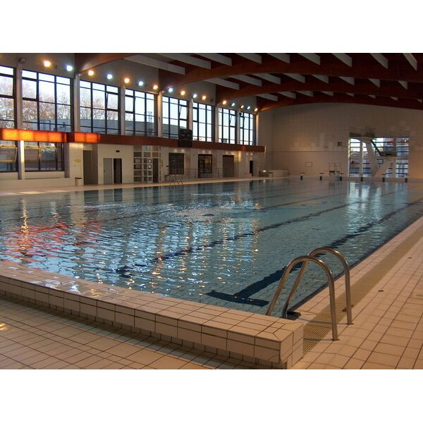 D licieux horaires piscine chalons en champagne 1 - Taille piscine olympique ...
