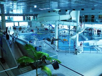 POA à Montpellier : le bassin de plongée