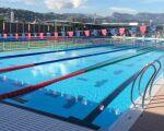 Piscine olympique de la Plaine du Var - Camille Muffat à Nice