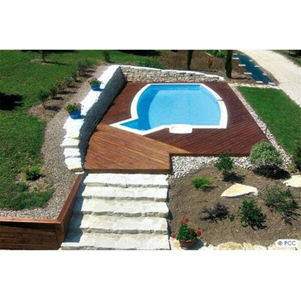 Piscine Enterr E Optima Gamme Privil Ge Caron