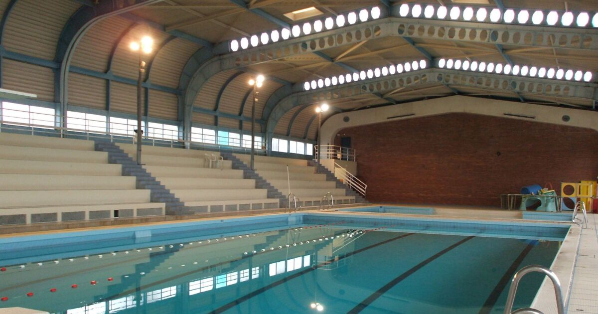 Piscine paul boutefeu noyon horaires tarifs et t l phone for Piscine saintes