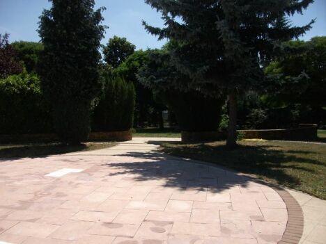 Piscine Plein Soleil à Maizières Les Metz : le solarium extérieur