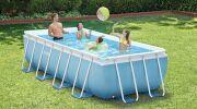 Découvrez la piscine PRISM de chez Intex