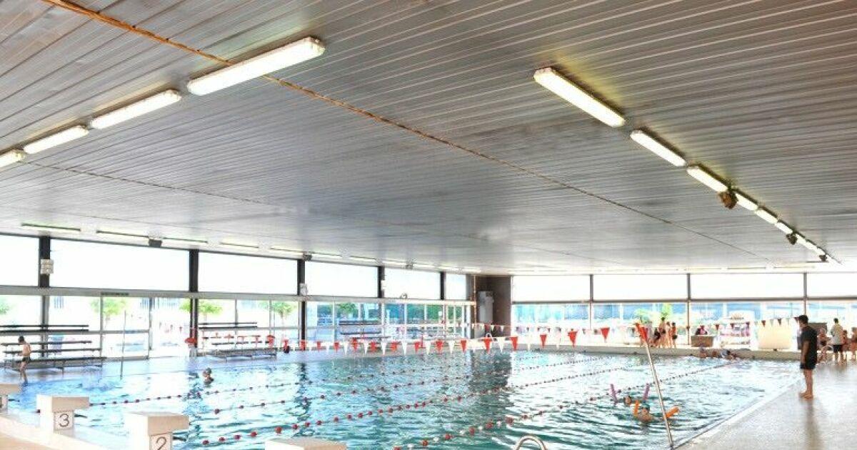 Avis et commentaires piscine ren magnac marseille for Piscine marseille