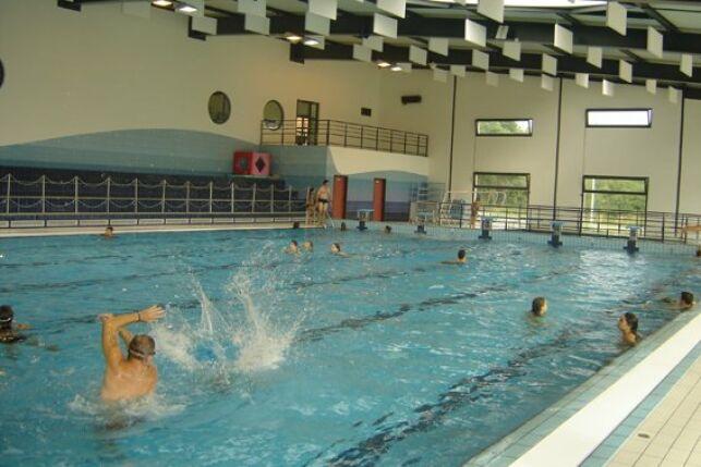 Piscine Rivea à Givet : le bassin de natation