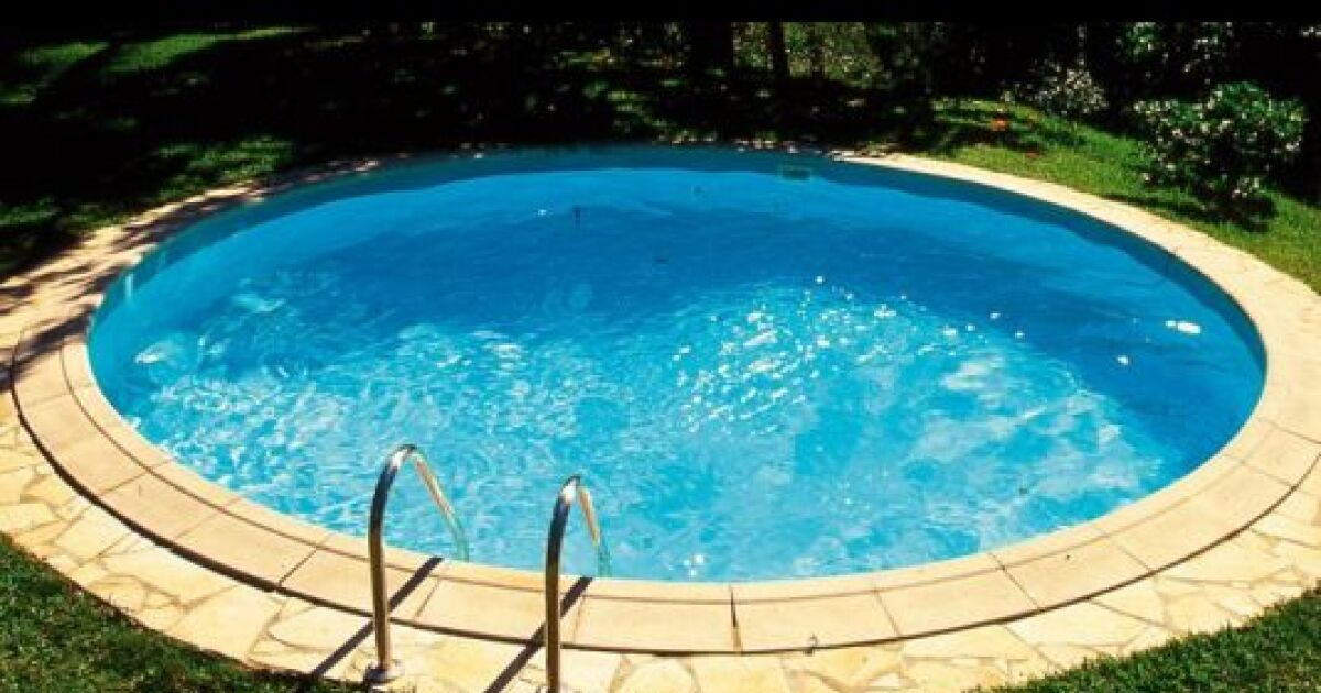 Reportage photos piscines rondes diaporama piscine for Liner 460x120 pour piscine ronde