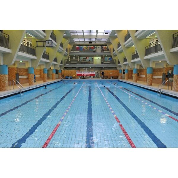 Piscine rouvet paris 19e horaires tarifs et t l phone for Aquagym piscine paris