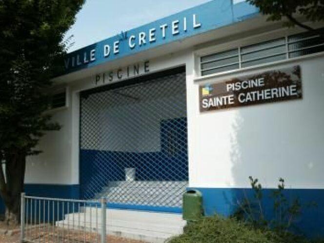 Piscine Sainte Catherine à Créteil