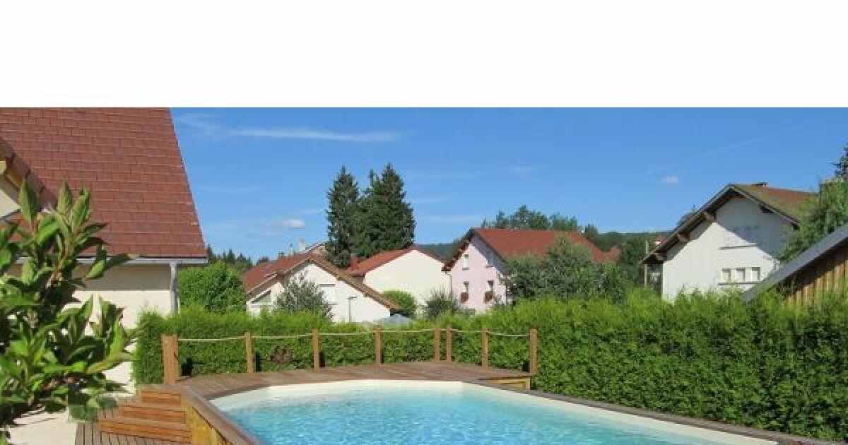 photos de piscines semi enterr es piscine semi enterr e par arizona pool photo 2. Black Bedroom Furniture Sets. Home Design Ideas