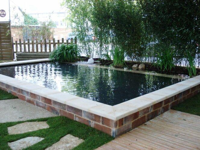 Photos de piscines semi-enterrées - Piscine semi-enterrée, Patrick ...