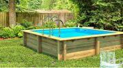 Découvrez les piscines bois en kit de Procopi